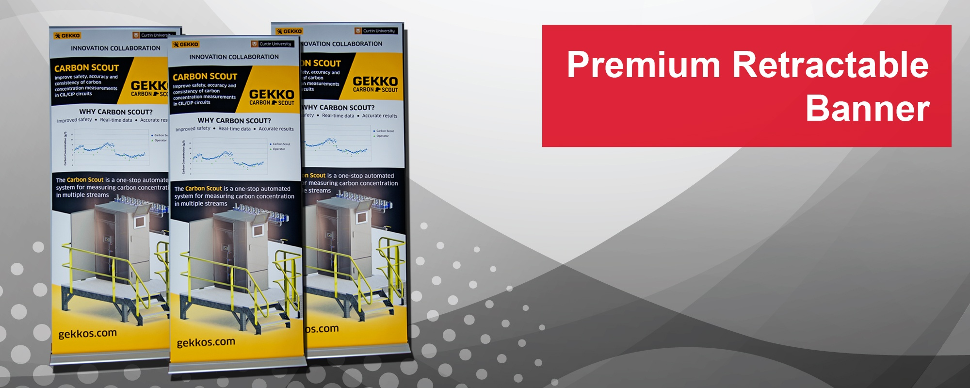 retractable banners & pull up banners